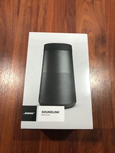 bose soundlink revolve con bluetooth / prácticamente nuevo