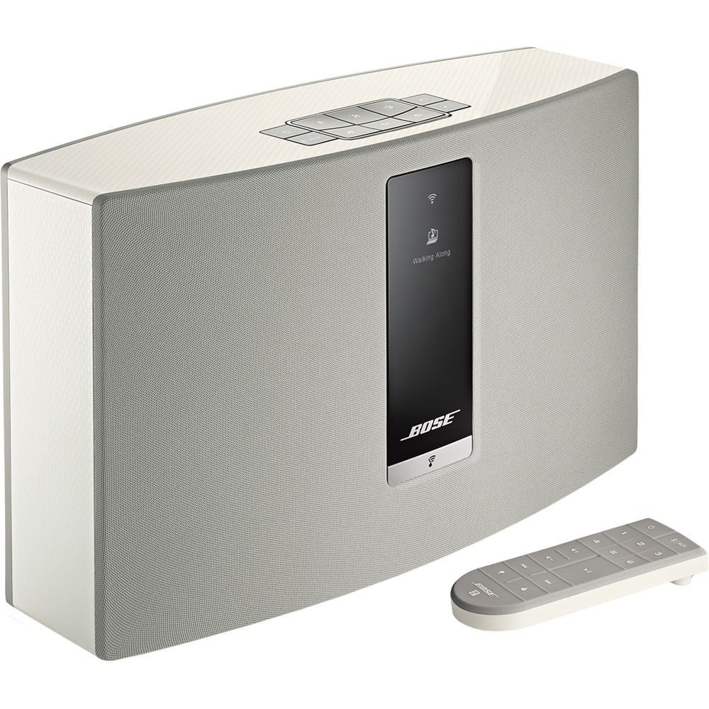 bose soundtouch 20 series 3 iii wi fi airplay bluetooth r em mercado livre. Black Bedroom Furniture Sets. Home Design Ideas