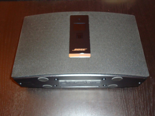 bose soundtouch 20 series ii wireless music system. negro