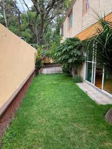 bosque de echegaray, 4 recámaras, 2.5 baños, 2 autos, jardín