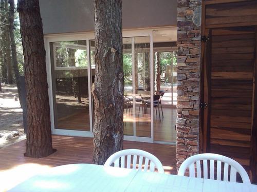 bosque de mar azul - hermosa casa de diseño