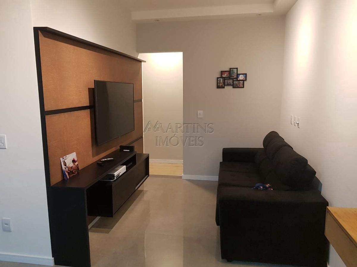 bosque dos juritis | ap planejado 80 m² 3 dorms | 6738 - a6738
