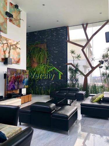 bosque esmeralda, increíble casa en condominio en venta