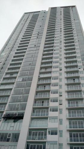bosque real twin towers, excelente depto exterior estilo moderno, para inversión