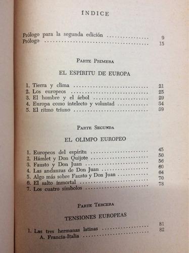 bosquejo de europaeuropa por salvador de madariaga