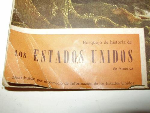 bosquejo de historia de los estados unidos f. friedman 1953