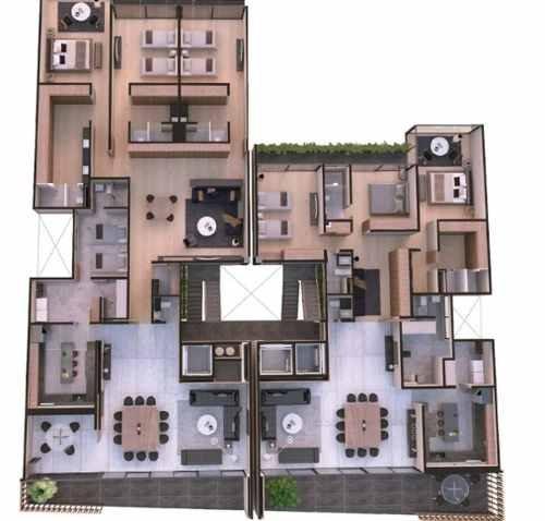 bosques de las lomas, preventa de exclusiva torre residencia
