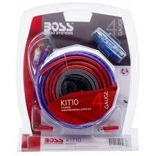 boss 4 gauge cable kit