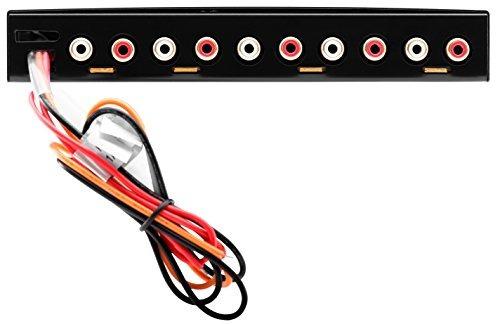 boss audio ava1210 7 bandas preamplificador medio din auto e