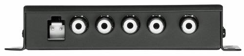 boss audio bvam5 video señal amplificador 4 salidas rca