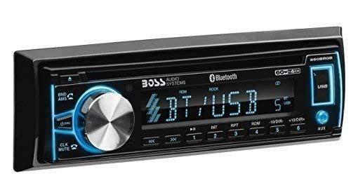 boss audio elite 560brgb din, bluetooth, mp3/cd usb/sd am/fm