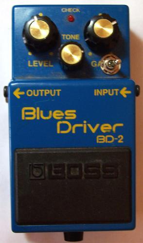 boss bd-2  r. keleey mod