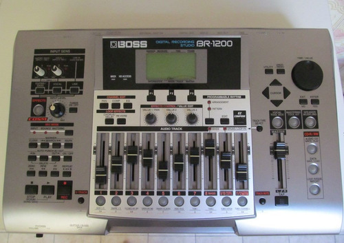 boss br 1200 cd digital recording