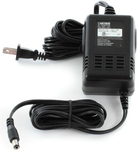 boss brc-120 ac adapter gt-3,6,8,gr-20,vf-1,sp-505 y otros