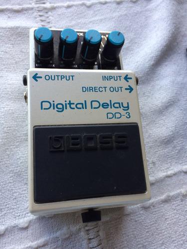 boss dd3dd3, delay