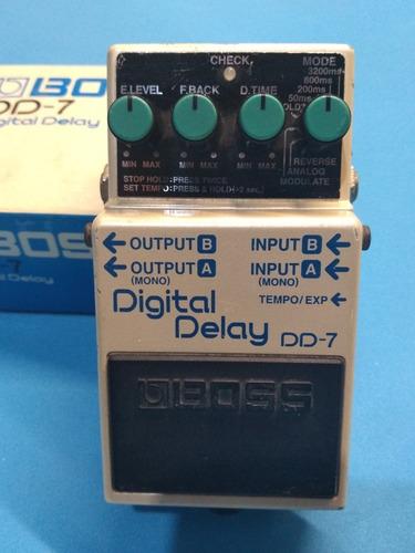boss dd7 delay