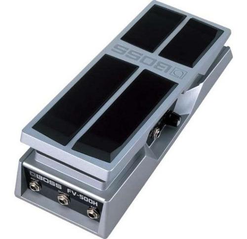 boss fv500h pedal guitarra volumen - no electro harmonix