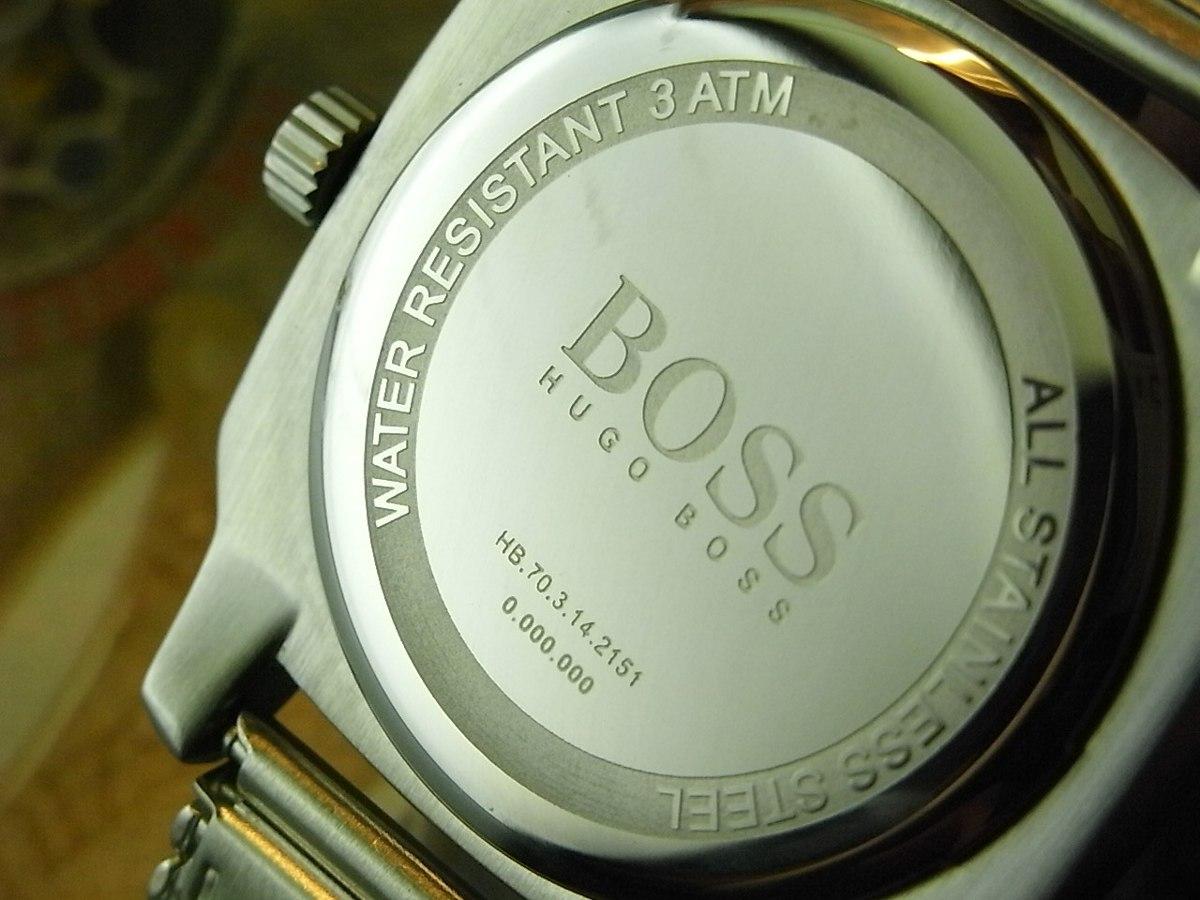 c6f8f469ec4e Reloj Hugo Boss Orange Cuarzo Pearl Dial Hombre -   119.999 en ...