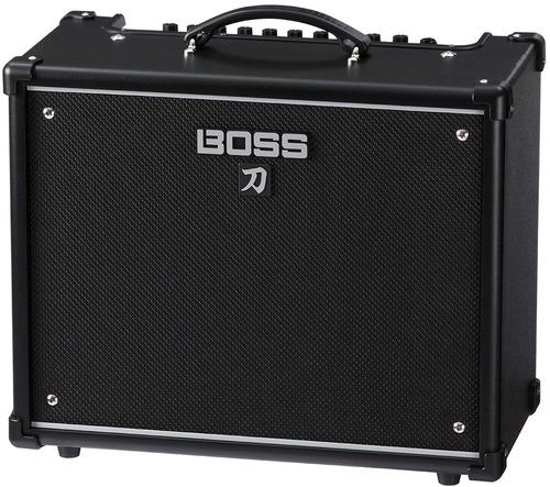 boss katana-50 amplificador de guitarra 50 watts de potencia
