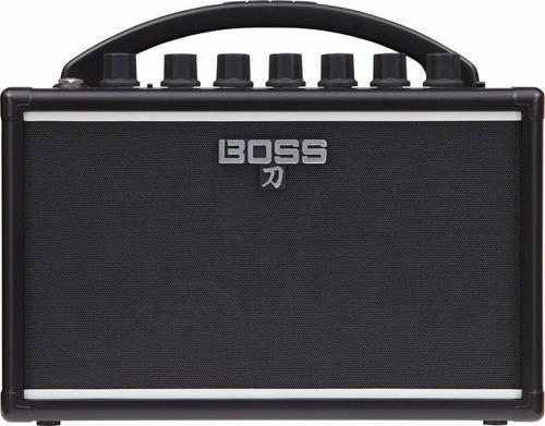 boss ktn-mini- katana  mini amplificador para guitarra