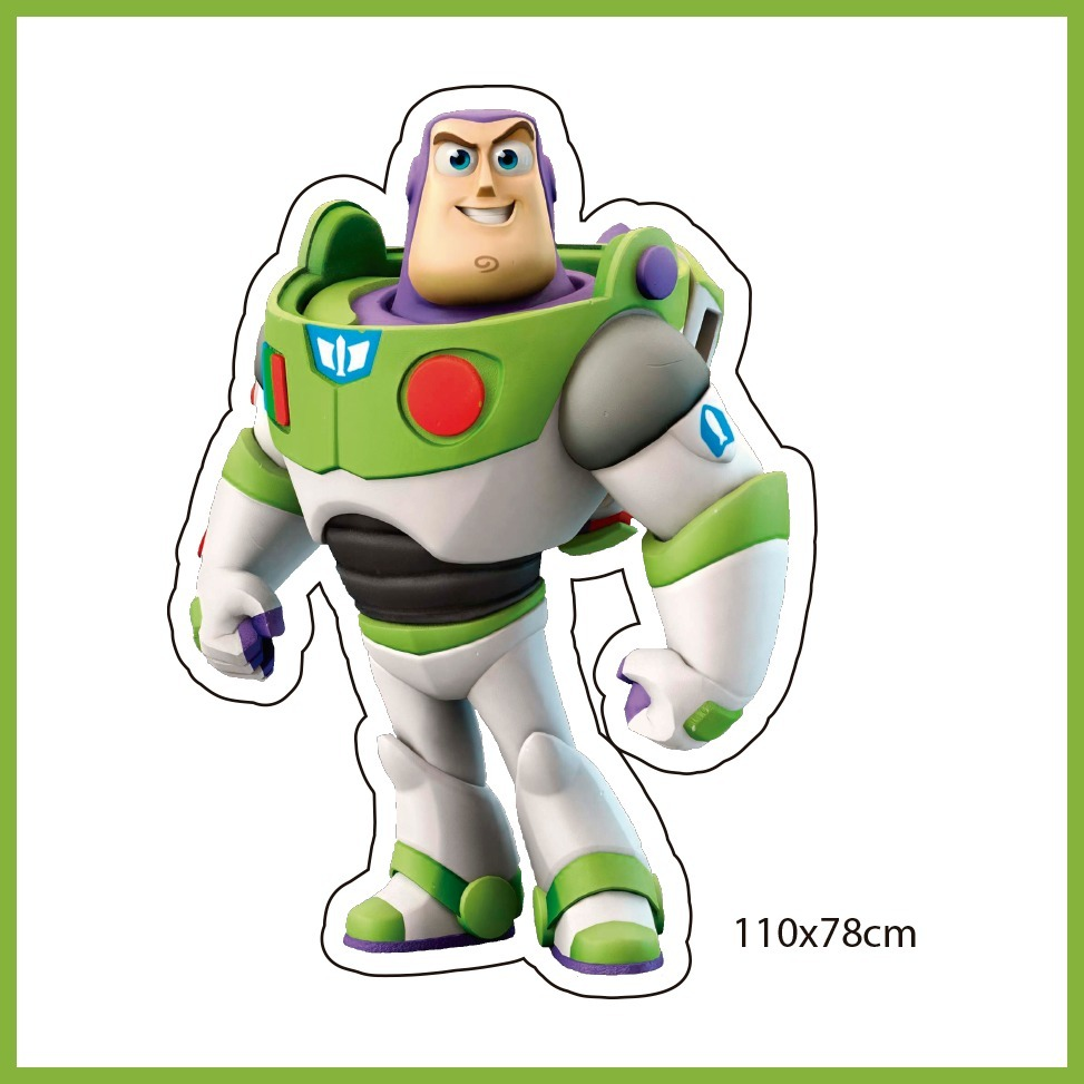 Lovely Boss Light Year Display Decoración Fiesta Toy Story. Cargando Zoom. Pictures