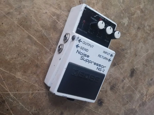 boss ns-2 noise suppressor/power supply