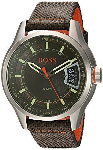 fbabf103e49c Boss Orange Reloj De Cuarzo De Acero Inoxidable Para Hombre -   3