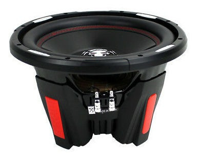 boss phantom 12 2300 watt max power audio subwoofer coche w