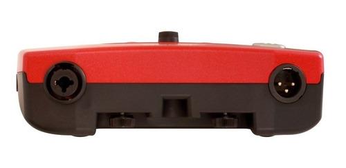 boss ve-5 vocal performer effect processor (rojo) pedal