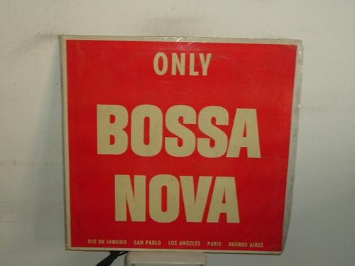 bossa nova only vinilo argentino