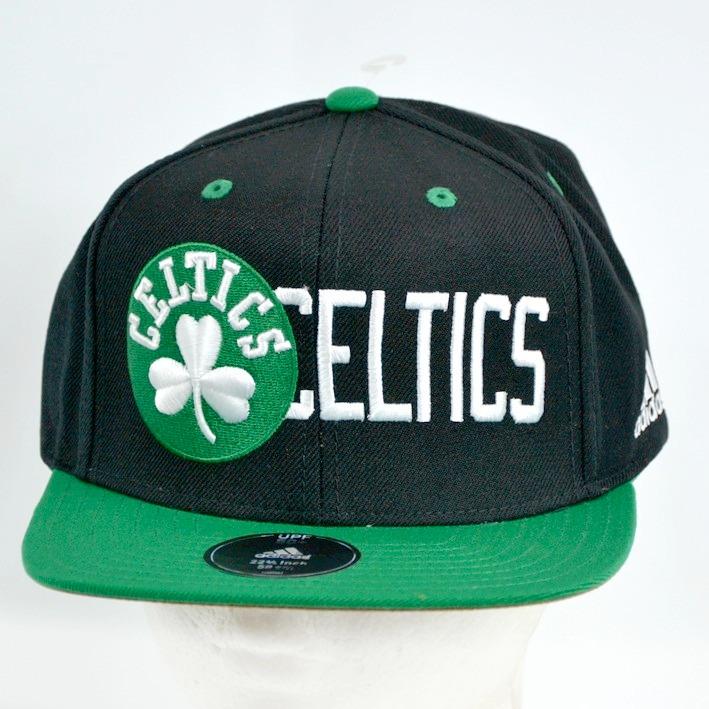 Boston Celtics adidas Gorra 100% Original 2 -   499.00 en Mercado Libre 1d9220a9b16