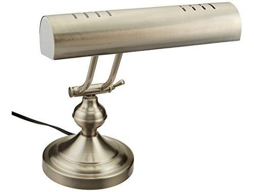 boston harbor atb8004 piano lampara de escritorio satinado n
