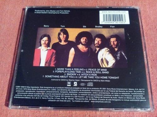 boston - homonimo cd nac ed 2001 mdisk