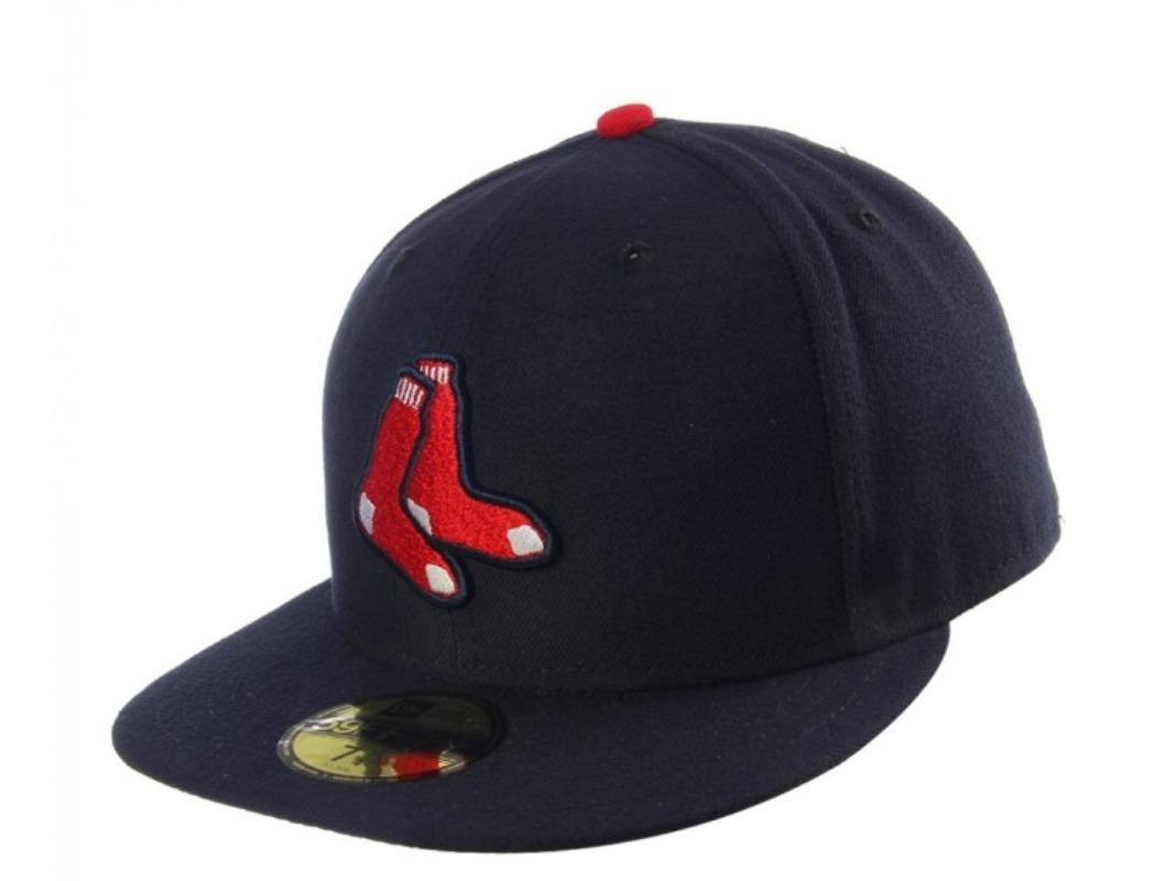 Boston Red Sox Gorra New Era Talla 7 5 8 Original -   542.00 en ... 042ba35996e