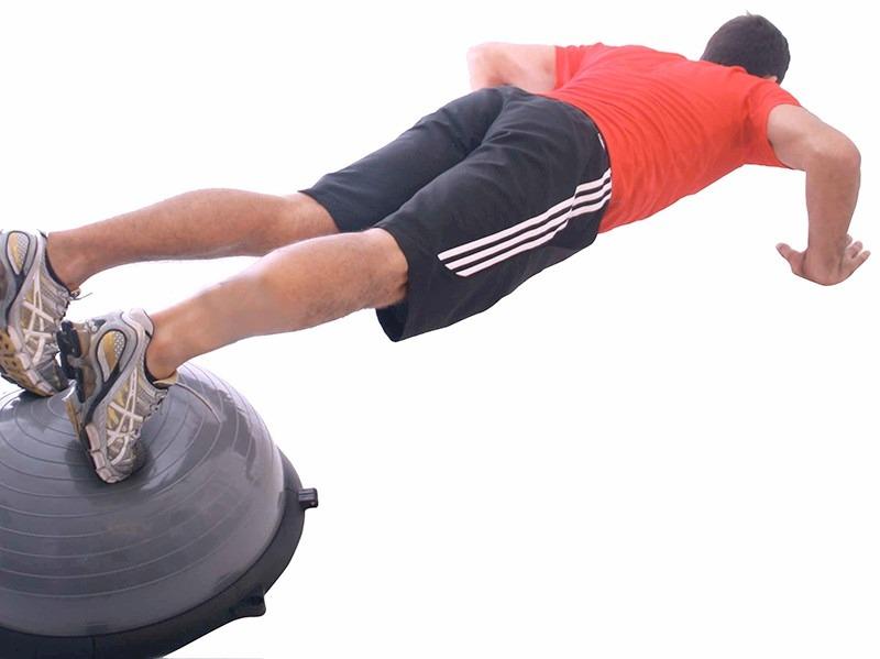 6bbff2d9cf Bosu Ball Pilates Exercícios - R  445