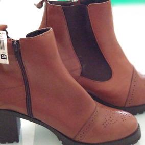 ec0a5269a Bota Feminino De Franjas Constance - Calçados, Roupas e Bolsas com o  Melhores Preços no Mercado Livre Brasil