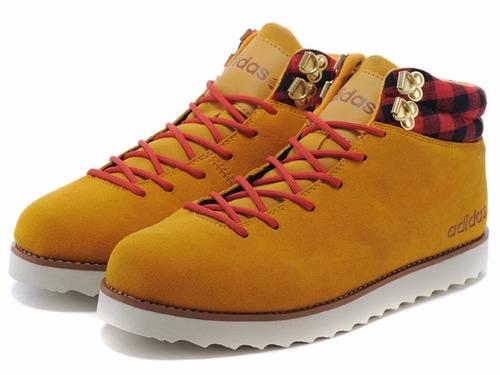 73c685109c11 Bota adidas Neo Rugged High Yellow Boot