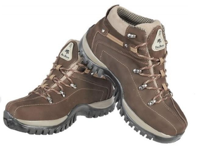 4e464e3d1da Bota Adventure Masculina Em Couro Nobuck Bell Boots - R  154