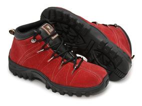 76f596ff3 Sapato Camurca Masculino - Botas com o Melhores Preços no Mercado Livre  Brasil