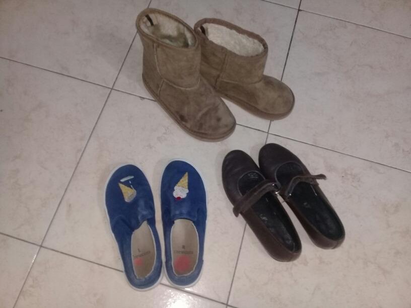 920523866d Bota Alpargata Y Zapato Talle 31 - $ 200,00 en Mercado Libre