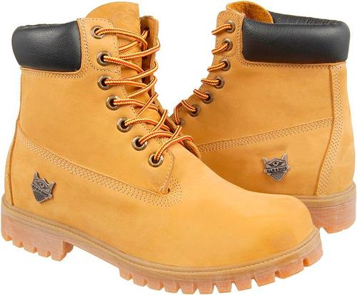 bota amarela unissex 100% couro  hip hop caminhada traking