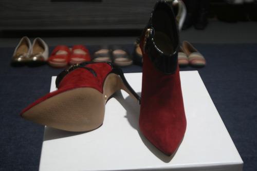 bota ankle boot