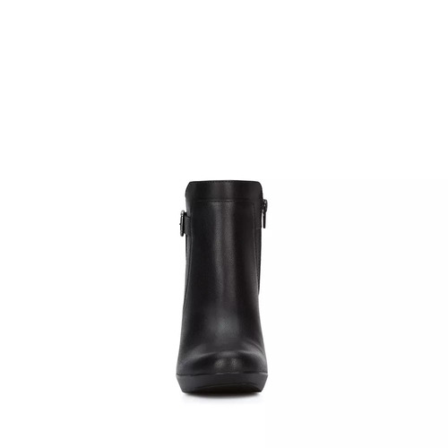 Bota Ankle Boot Mujer Negro 2597201
