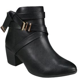 4be19ab37 Botas Ramarim - Botas Femininas Ankle boots com o Melhores Preços no  Mercado Livre Brasil