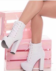 633dbf31c Ankle Boot Couro - Calçados, Roupas e Bolsas com o Melhores Preços ...