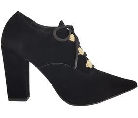 89184ffd7 Botas Ankle boots para Feminino Via Uno com o Melhores Preços no Mercado  Livre Brasil