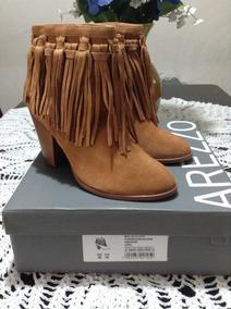 3f31061b0 Coturno Arezzo 36 Camurça Feminino Botas - Calçados, Roupas e Bolsas com o  Melhores Preços no Mercado Livre Brasil