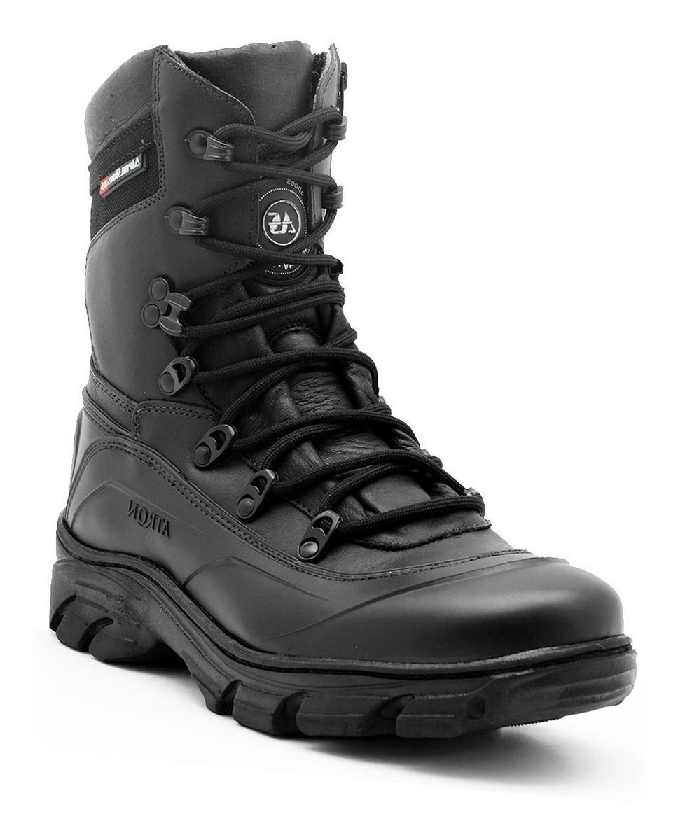 b2026927f274e bota atron shoes 289 militar tático moto paintball swat bope. Carregando  zoom.
