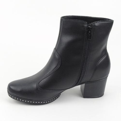 bota azaleia 939/831 feminina ankle boot