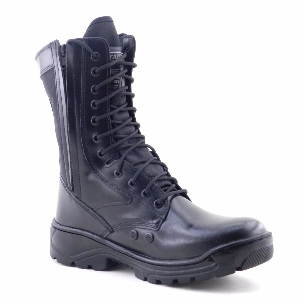 e2bf15be20 bota bags zip military series - 4021 - cor  preto. Carregando zoom.